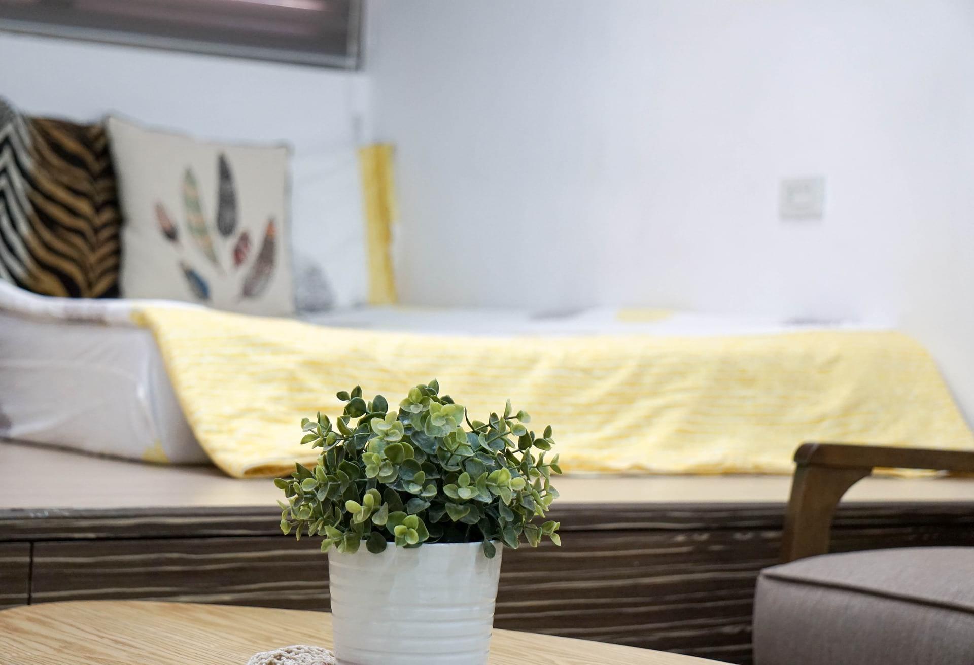So finden Sie die richtige Farbe für Ihr Schlafzimmer