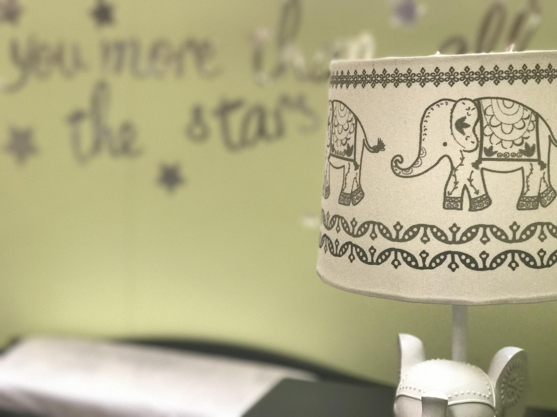 Wandtattoo für Kinderzimmer als Designhighlight