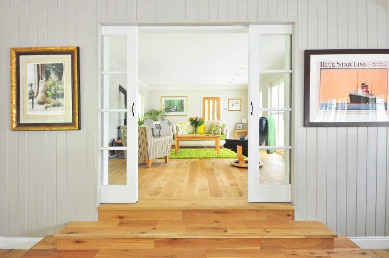 Gesunde Wandgestaltung in Wohnung und Haus