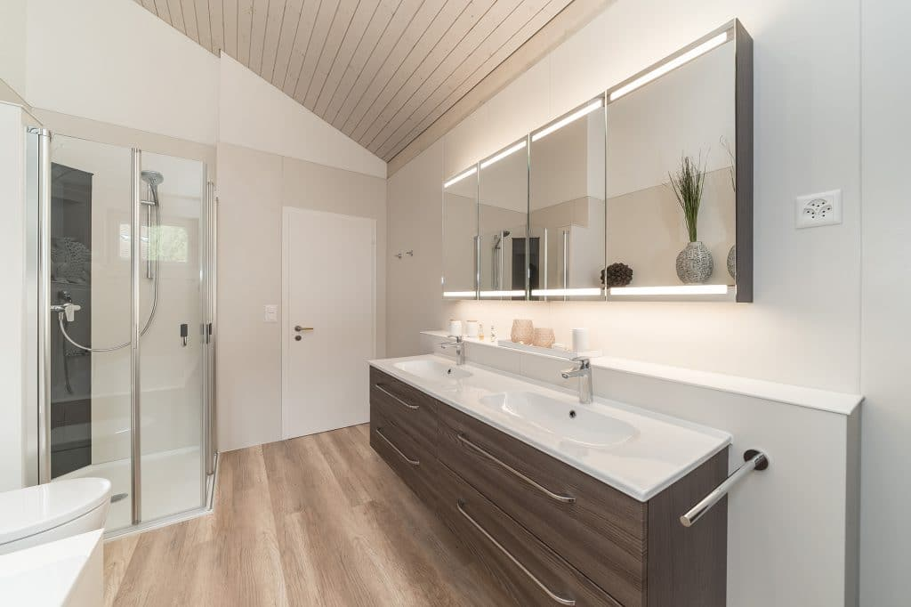 Die bodengleiche Dusche – barrierefrei und voll im Trend