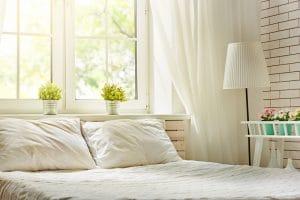 Ist Ihr Schlafzimmer optimal auf einen gesunden Schlaf ausgerichtet?