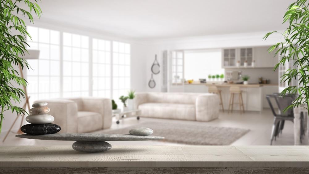 Feng Shui im Wohnzimmer – einen Wohlfühlraum schaffen
