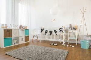 Ein gesundes Kinderzimmer schaffen: Darauf sollten Sie achten