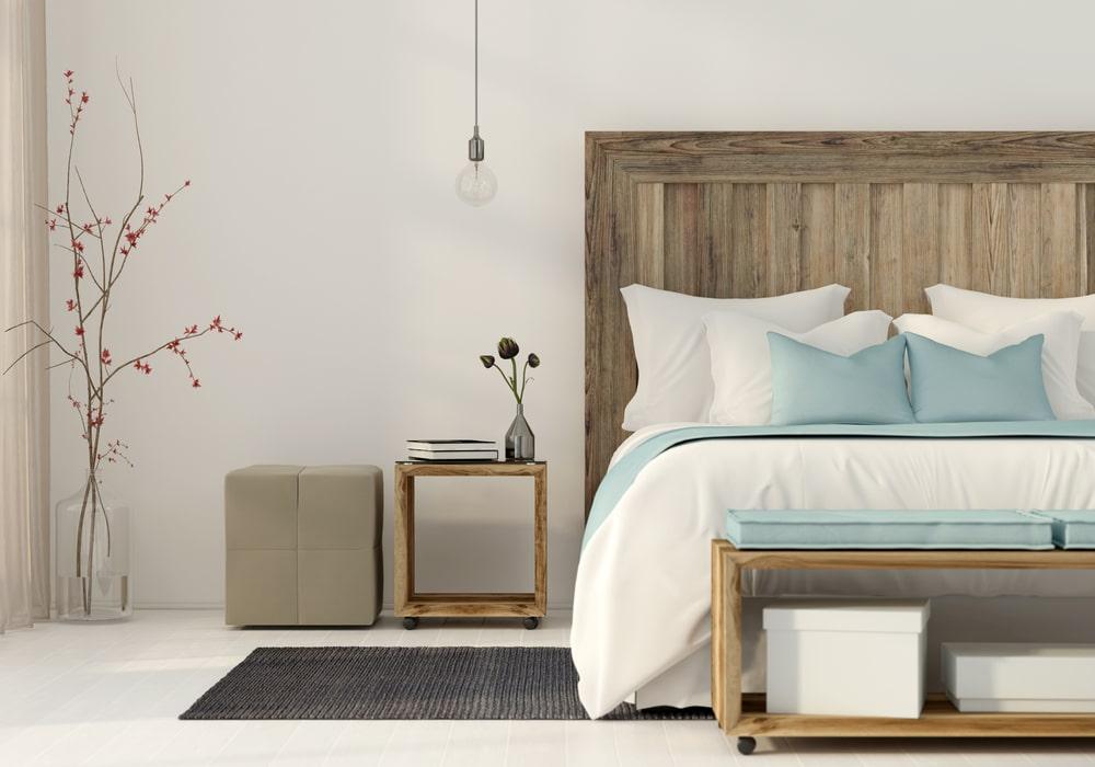 5 Dinge, die Sie bei der Planung eines Schlafzimmers vermeiden sollten