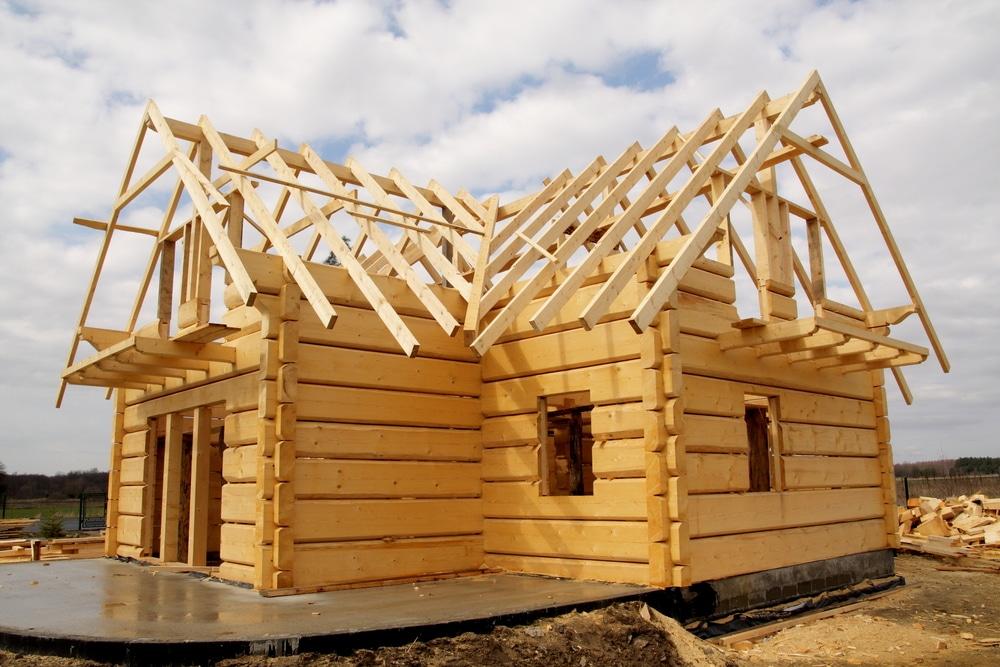 Nachhaltig bauen mit dem Naturbaustoff Holz