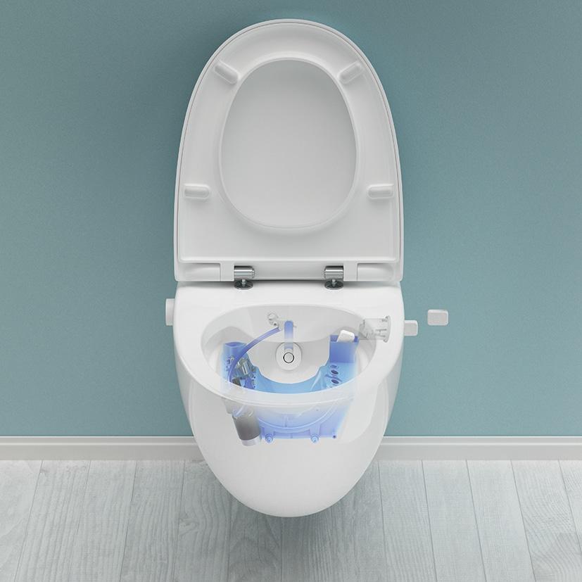 Dusch-WC von LaPreva