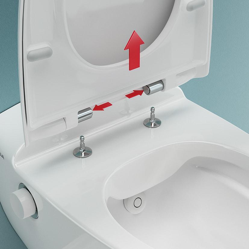 LaPreva Dusch-WC