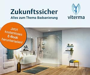 Kostenloser Viterma Badratgeber E-Book