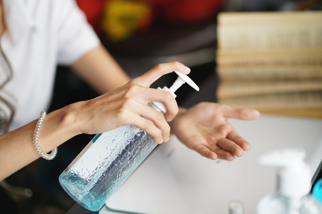Corona-Virus Hygiene-Tipps