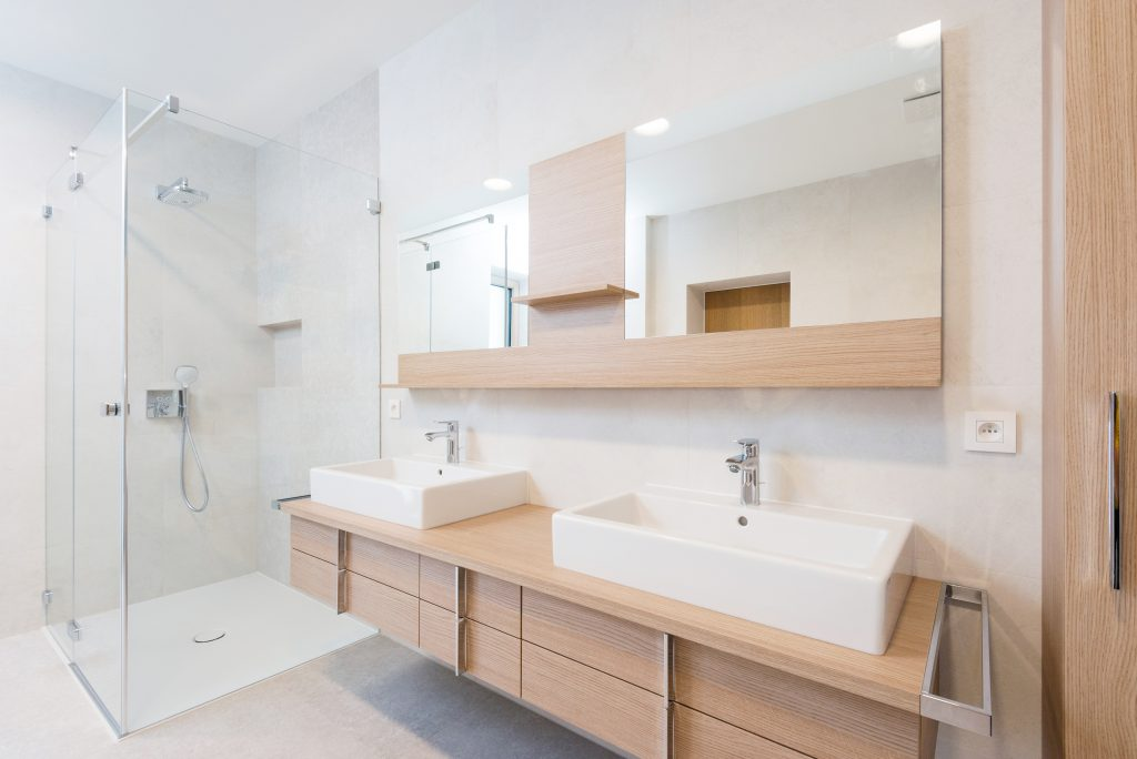 Badsanierung in Mietwohnungen