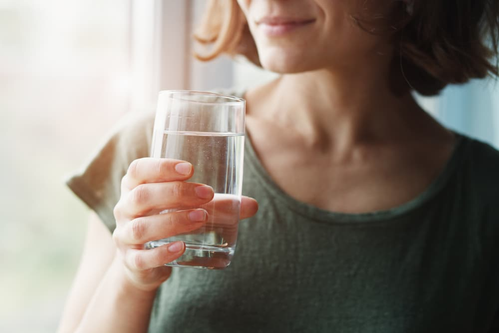 Wasser als wichtiges Präventionsmittel