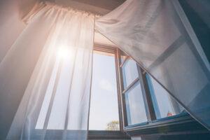 Richtig lüften: So sorgen Sie für einen optimalen Luftwechsel