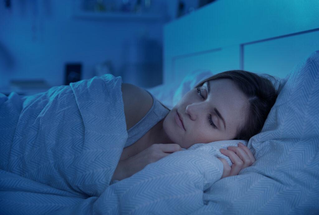 Erholsamer Schlaf