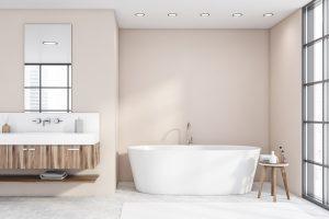 Wandfarben fürs Badezimmer und ihre Wirkung