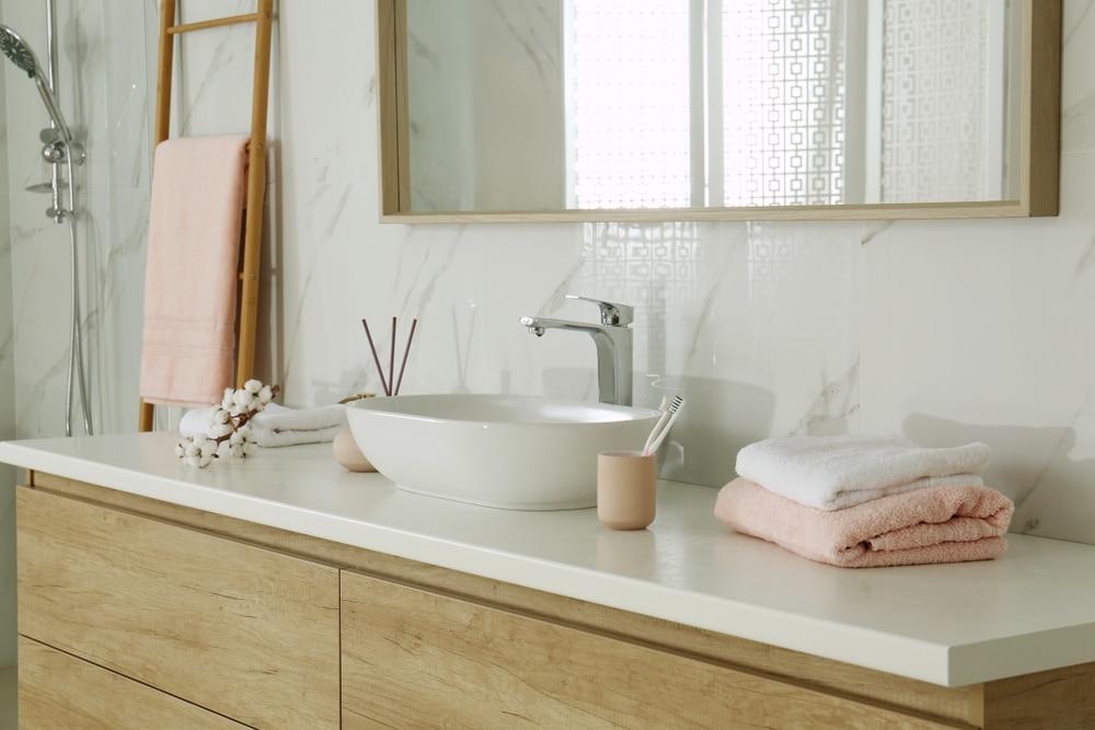 Nachhaltiges Badezimmer