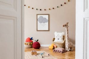 Optimale Beleuchtung im Kinderzimmer